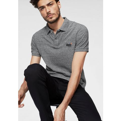 NU 20% KORTING: Superdry poloshirt Classic S-S Pique Polo
