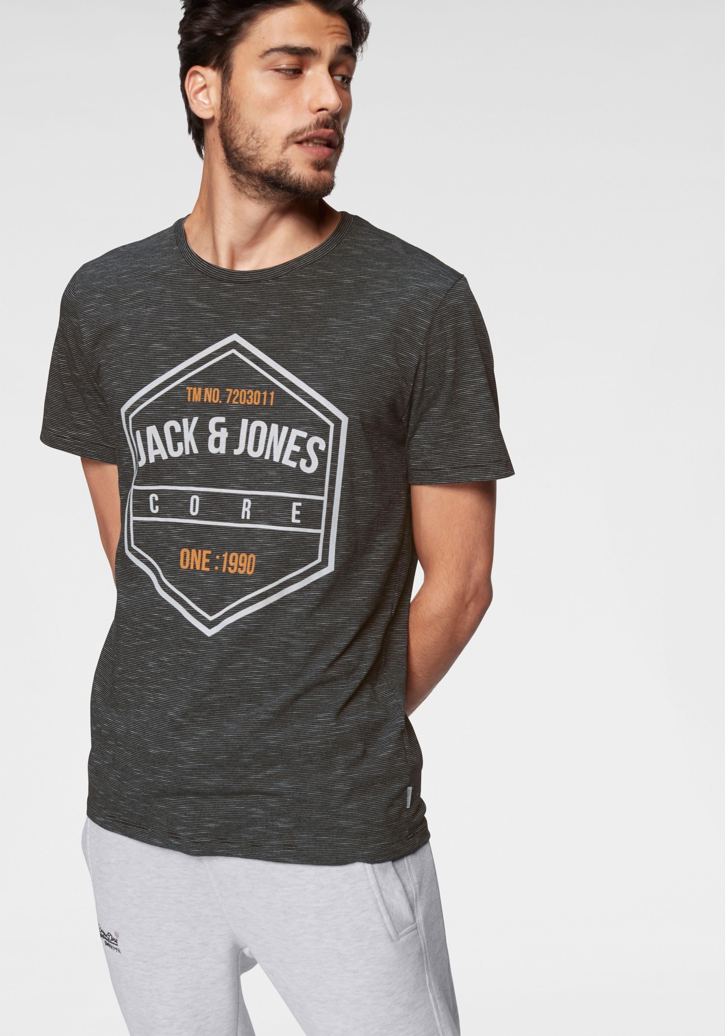 Jack & Jones T-shirt »TRUTH TEE« - verschillende betaalmethodes