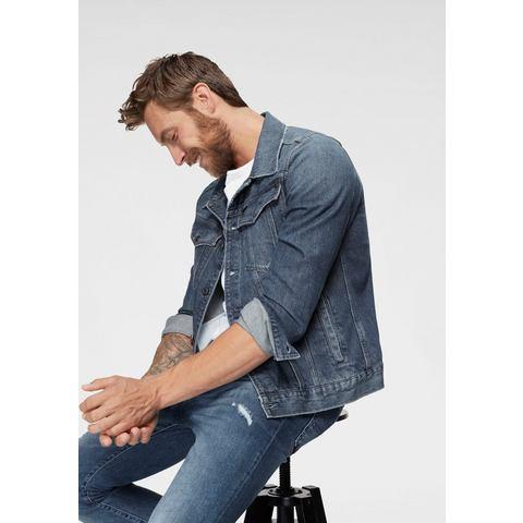 NU 15% KORTING: G-Star RAW jeansjack 3301 Slim Jacket