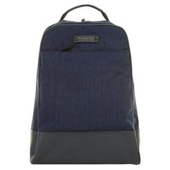 bugatti laptop-rugzak »buono« blauw