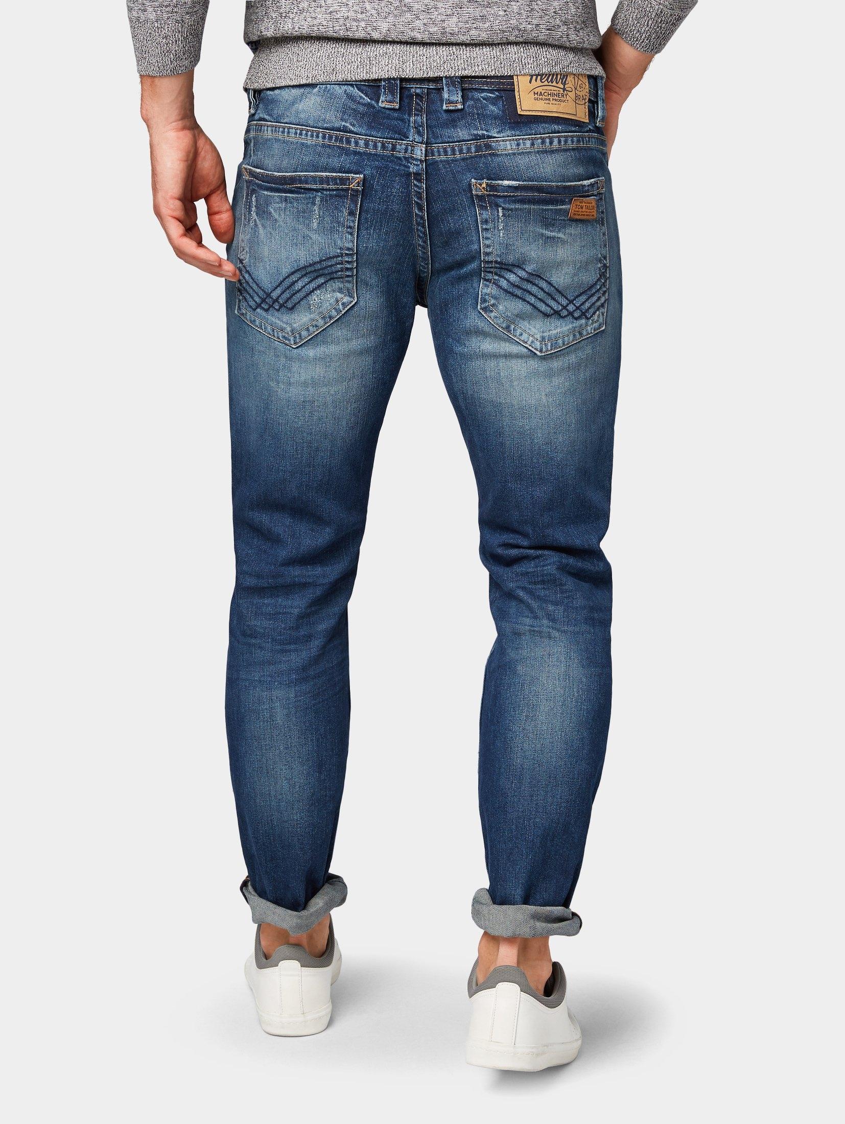 Fit Jeans Tailor Tom Jeansjosh Verkrijgbaar Slim Online Regular CxoEBWdQre