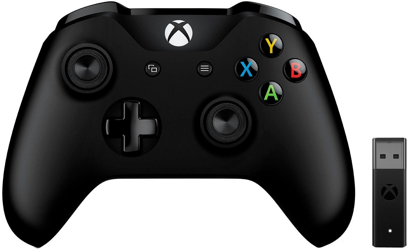 XBOX One Microsoft Xbox controller en wireless adapter voor Windows - verschillende betaalmethodes