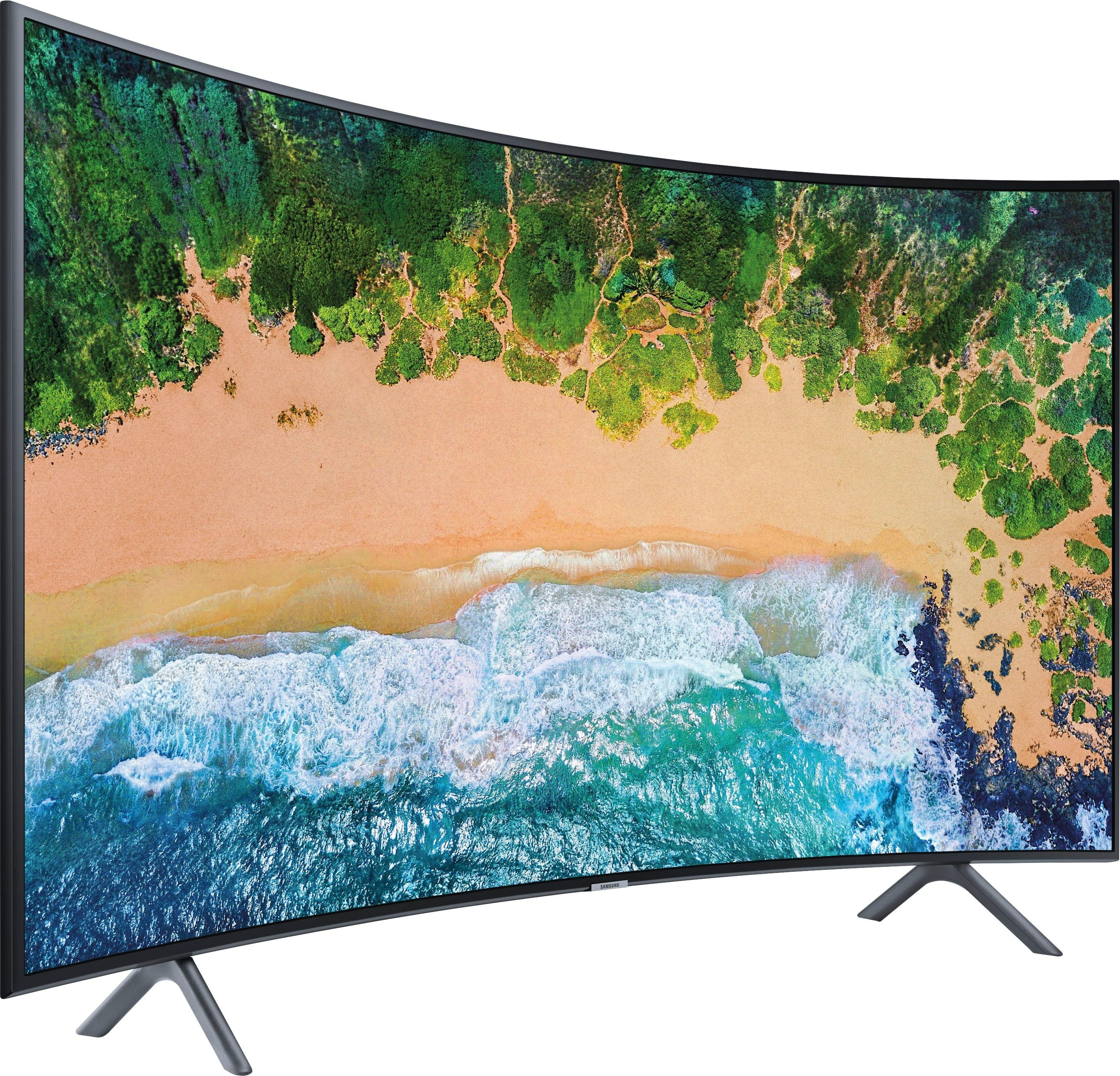 SAMSUNG UE65NU7379UXZG curved led-tv (65 inch), 4K Ultra HD, smart-tv in de webshop van OTTO kopen