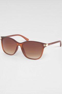 catwalk eyewear zonnebril bruin