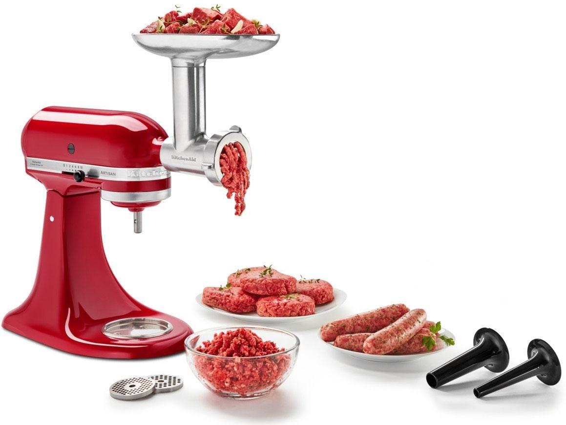 KitchenAid vlees-opzet 5KSMMGA, accessoire voor KitchenAid-keukenmachine veilig op otto.nl kopen