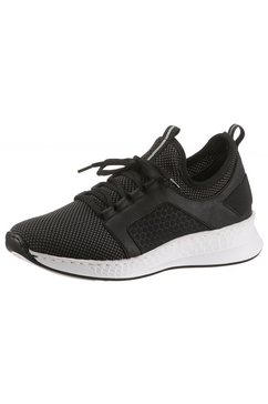 rieker sneakers met sleehak zwart