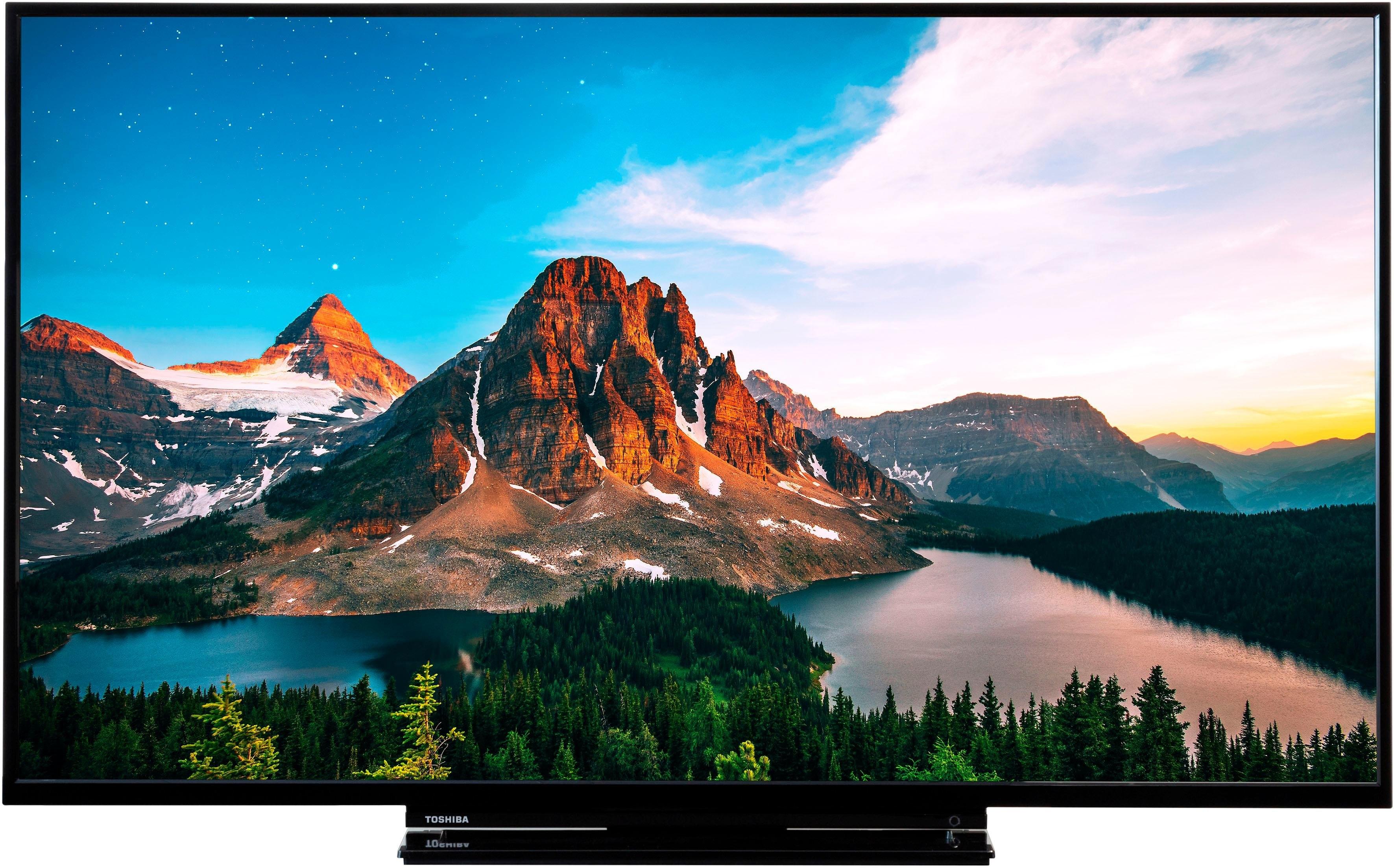 Toshiba 49V5863DA led-tv (124 cm / (49 inch), 4K Ultra HD, smart-tv bij OTTO online kopen