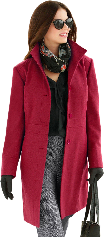 Lady jas in een aangenaam wolmengsel voordelig en veilig online kopen