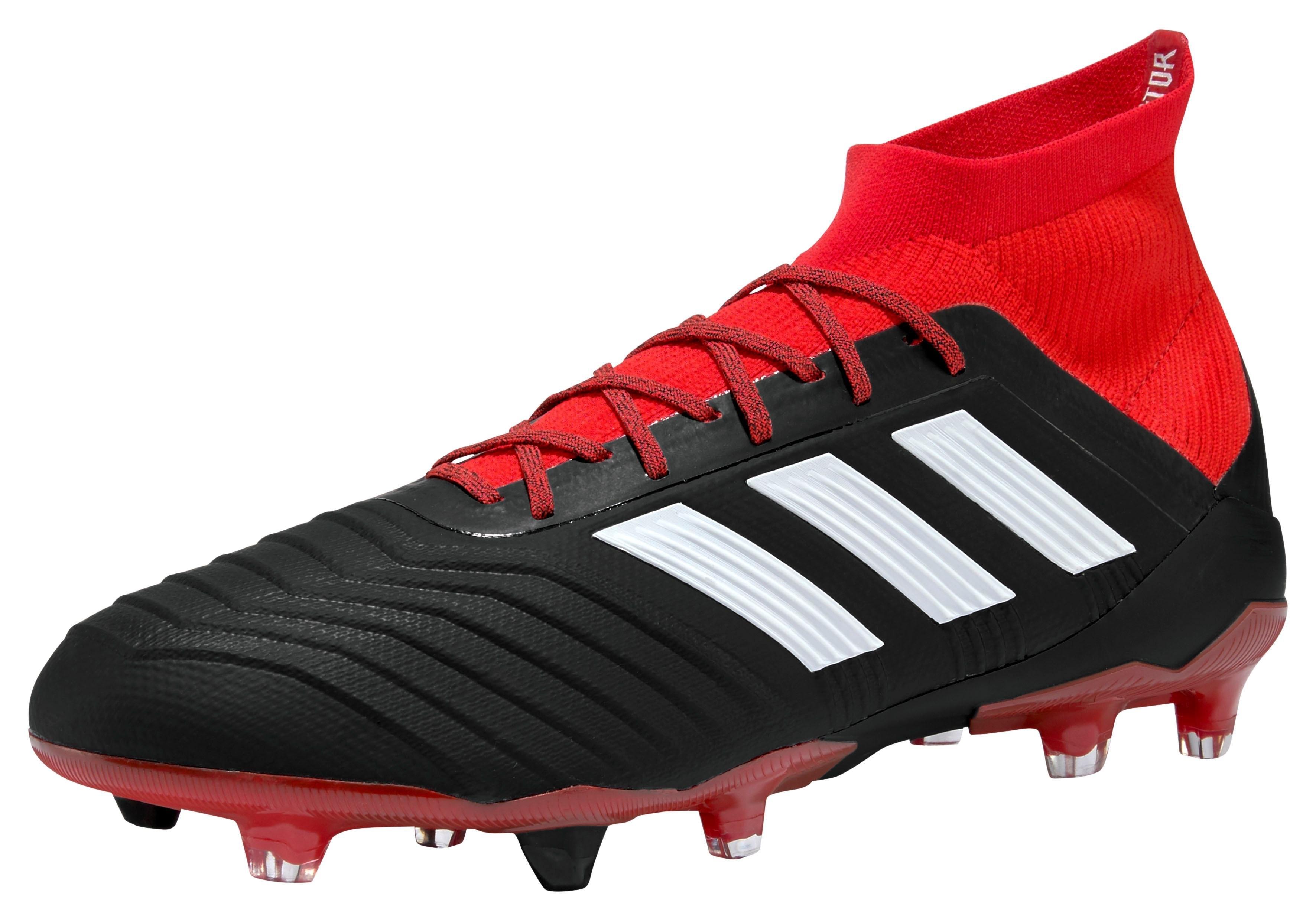 1e59db8e1fa ... 18.1 FG«, adidas Performance voetbalschoenen »Predator 19.1«, Nike  voetbalschoenen »Tiempo Ligera Iv«