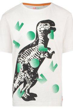 nop t-shirt »veronique« zilver