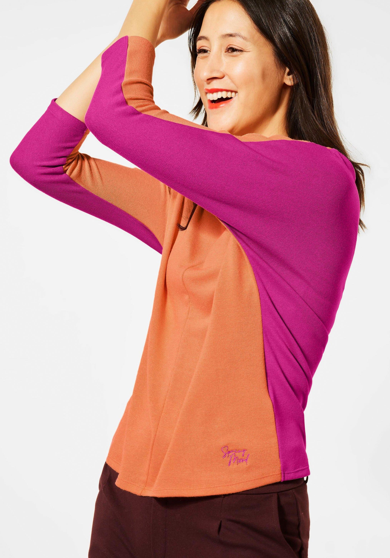 STREET ONE shirt met 3/4-mouwen veilig op otto.nl kopen