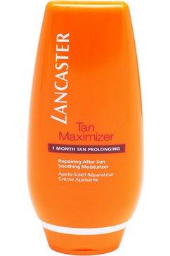 lancaster after sun tan maximizer - soothing moisturizer oranje