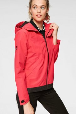 superdry windbreaker »elite widcheater« rood