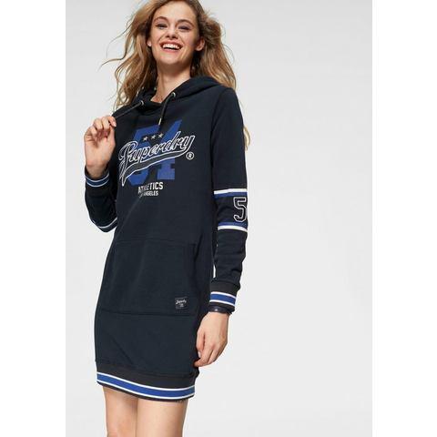 Superdry sweatjurk BECCY SWEAT DRESS,  $( function () {    $(