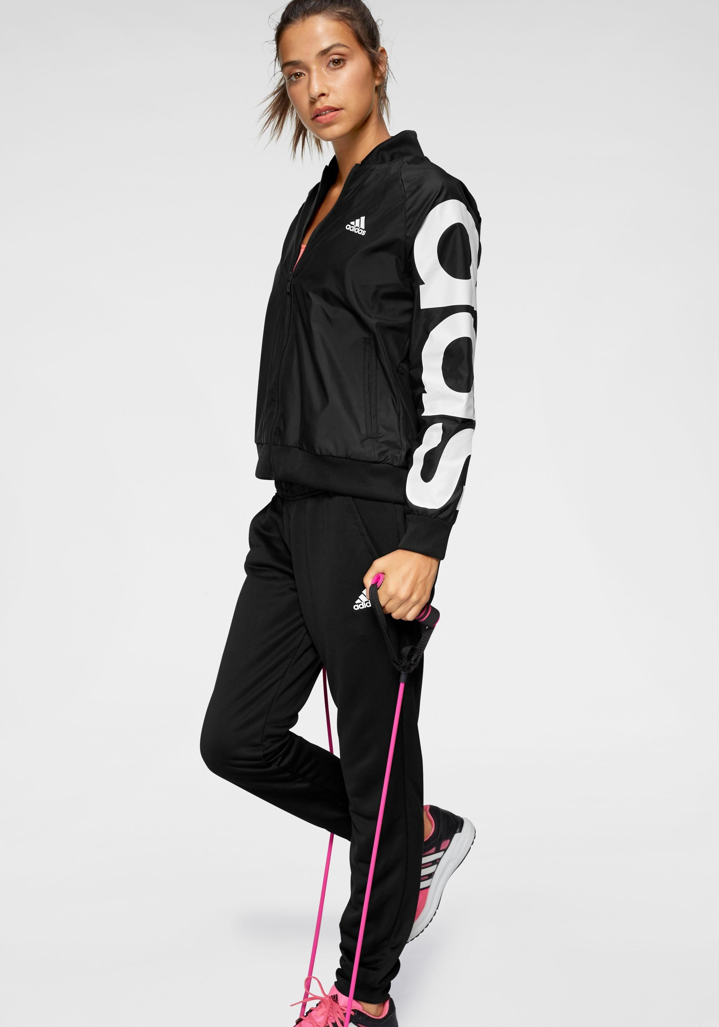 adidas Performance trainingspak »WOMEN TRACKSUIT WOVEN BOMBER« (set, 2-delig) voordelig en veilig online kopen