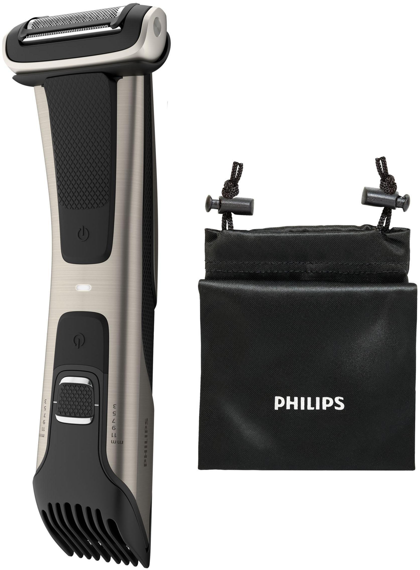 Philips Ladyshave BG7025/15 met geïntegreerde 3 - 11 mm opzetkam bij OTTO online kopen