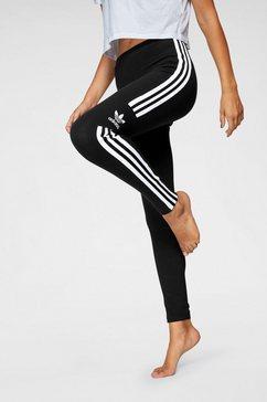 adidas originals legging trefoil adicolor originals compression womens zwart