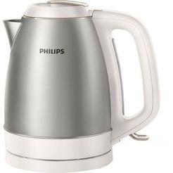philips waterkoker, hd9305-00, 1,5 liter, 2200 w wit