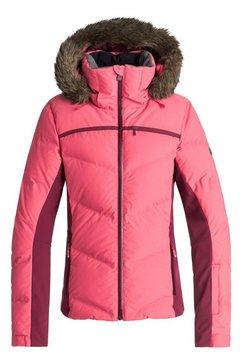 roxy snowboardjack snowstorm roze