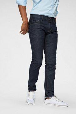 tommy hilfiger jeans »core bleecker slim jean« blauw