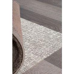 antislip verwerkte tapijtonderlegger, »nature«, luxor living, rechthoekig, hoogte 2 mm, machinaal natur
