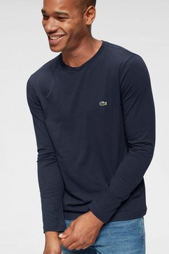 lacoste shirt met lange mouwen »th2040« blauw