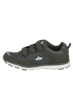 lico klittenbandschoenen »joggingschoenen lionel v« grijs