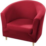 fauteuilhoes »tunez«, dohlemenk rood