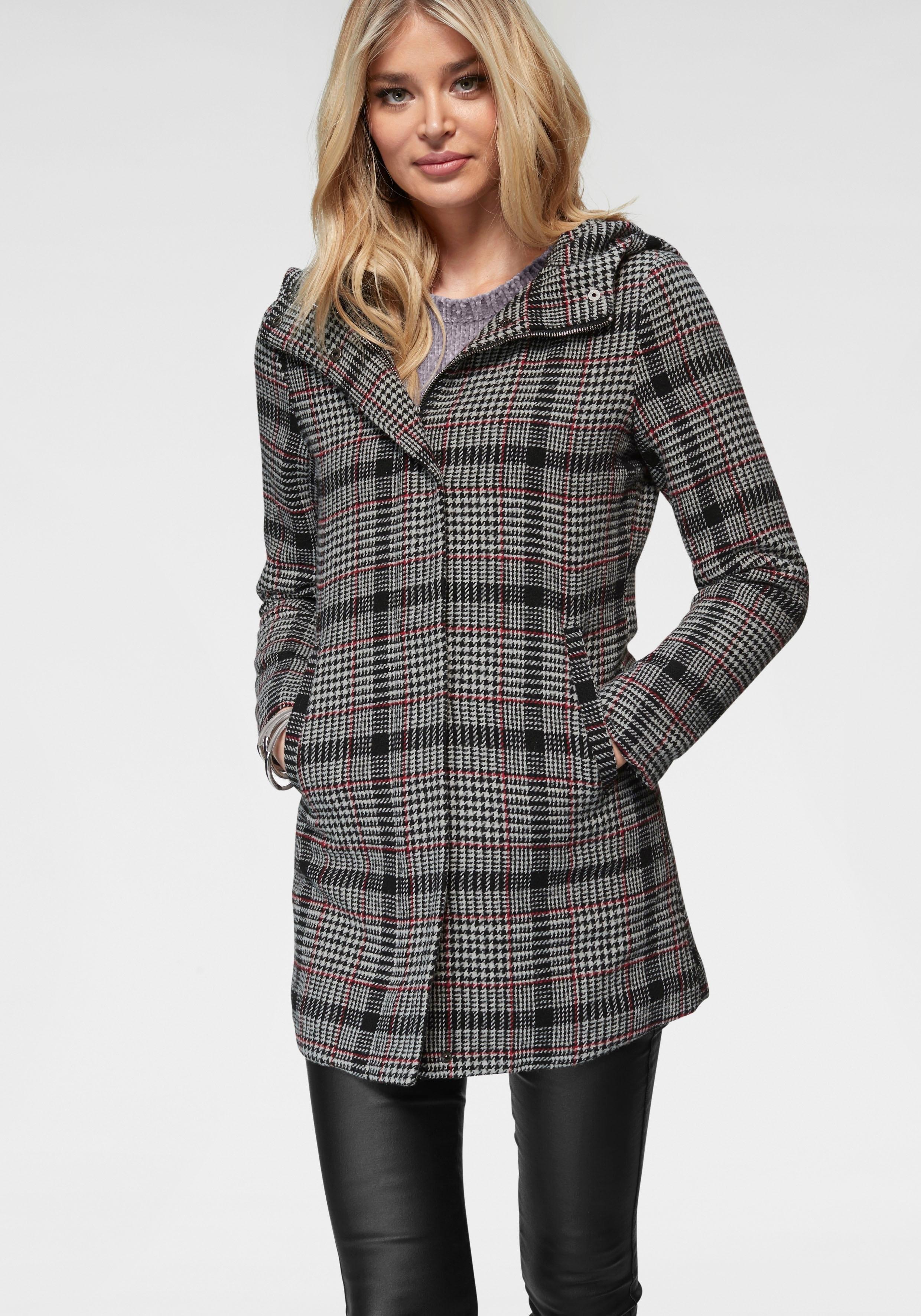 Haily's HaILYS coat »ALINA« in de webshop van OTTO kopen