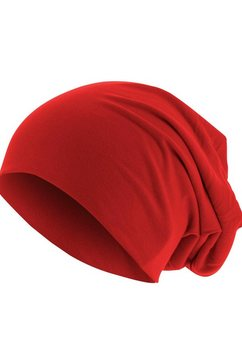 mstrds beanie rood