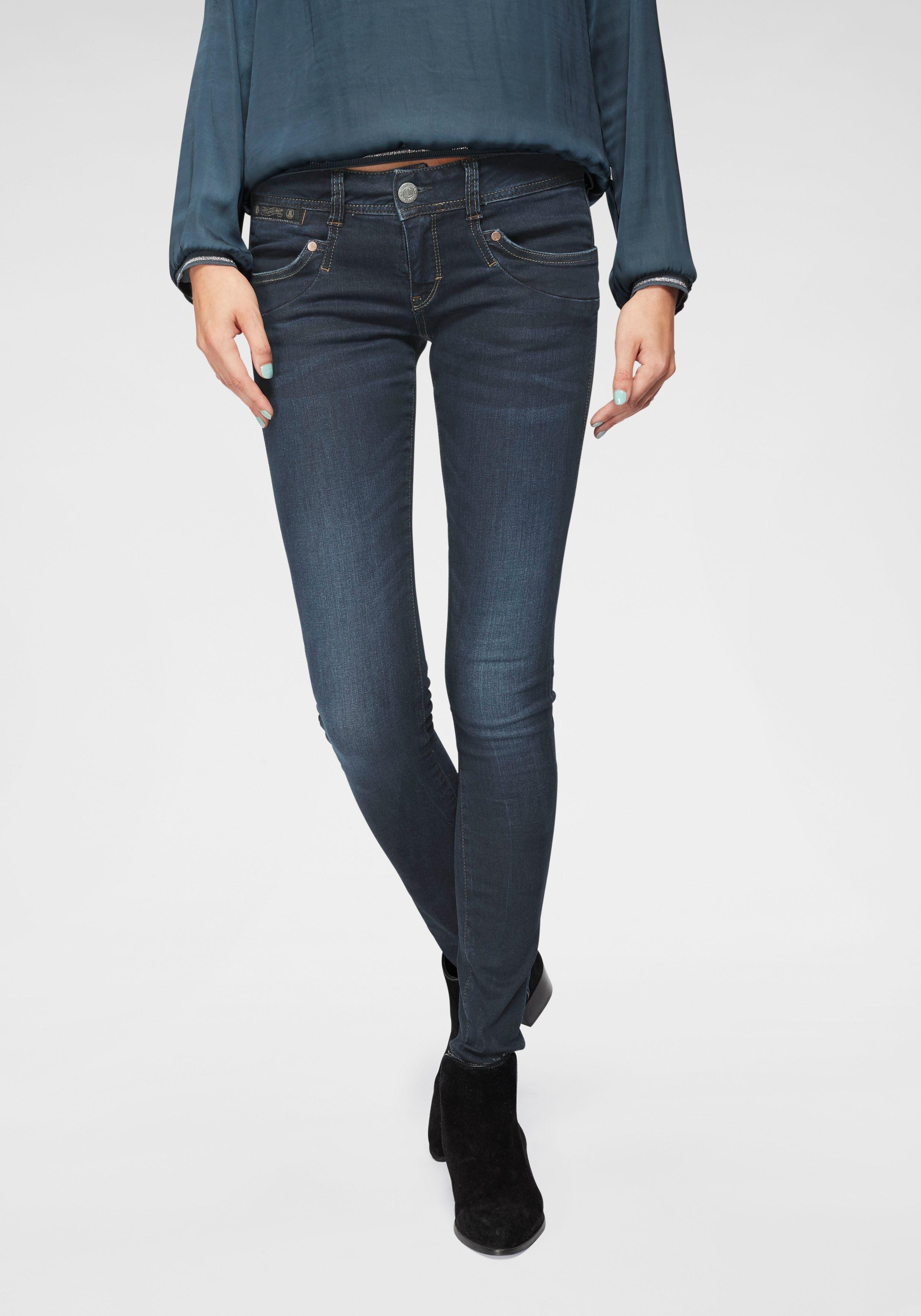 Herrlicher skinny jeans »Piper Slim« online kopen op otto.nl
