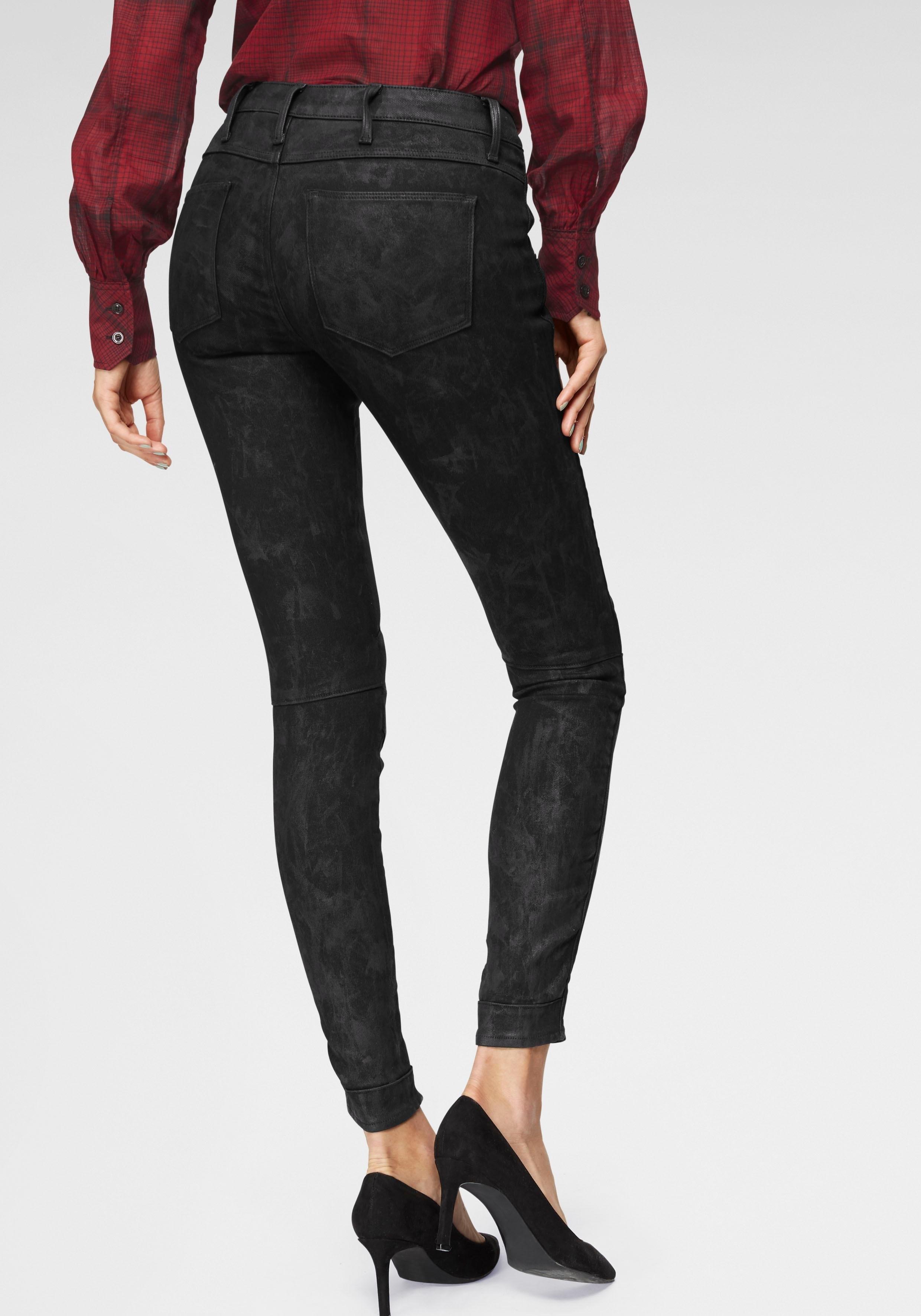 G-star Raw skinny fit jeans »5622 Mid skinny wmn« - verschillende betaalmethodes