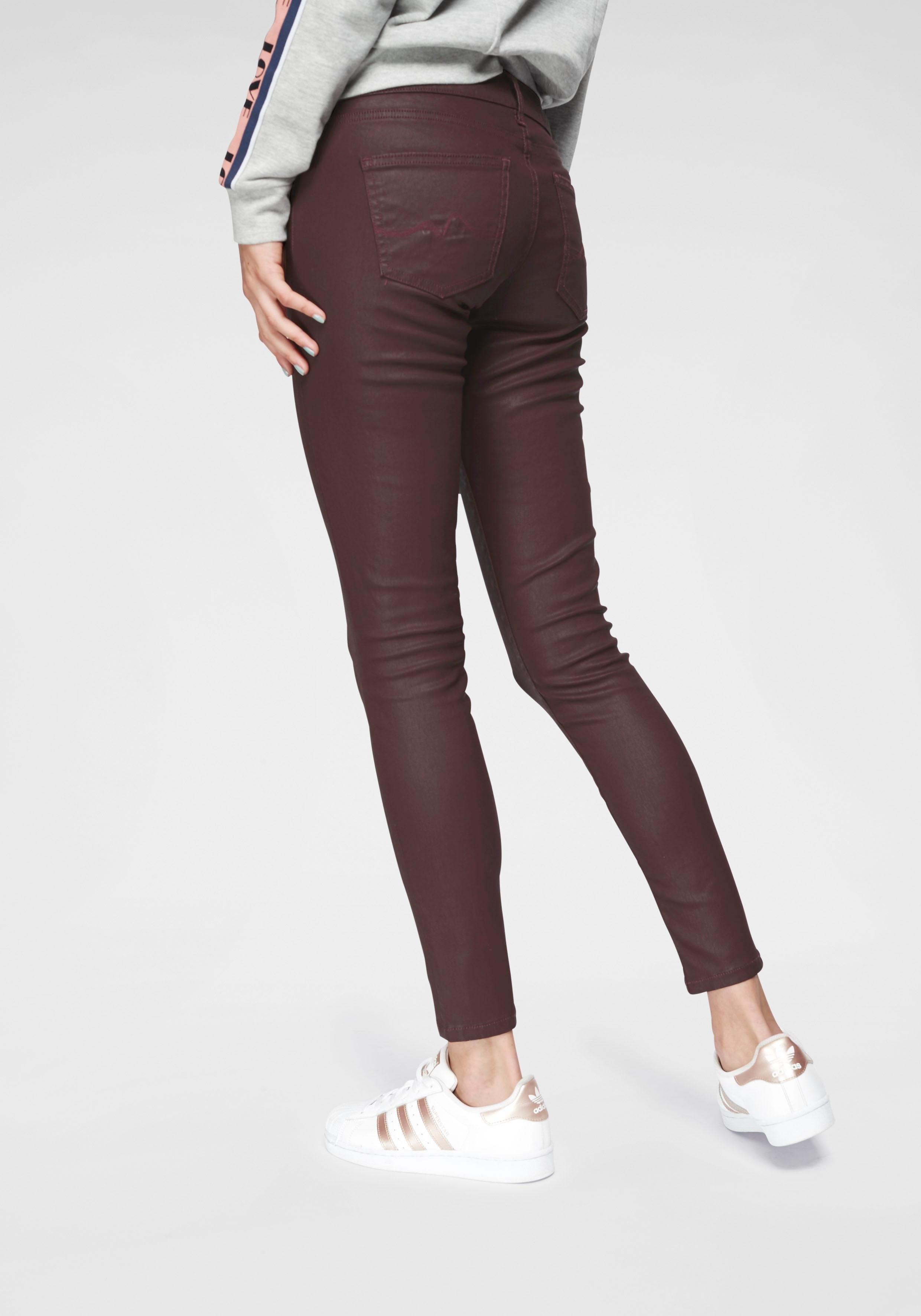 Pepe Jeans skinny fit jeans »PIXIE« voordelig en veilig online kopen
