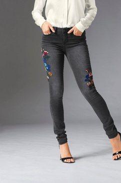 guido maria kretschmer skinny jeans grijs