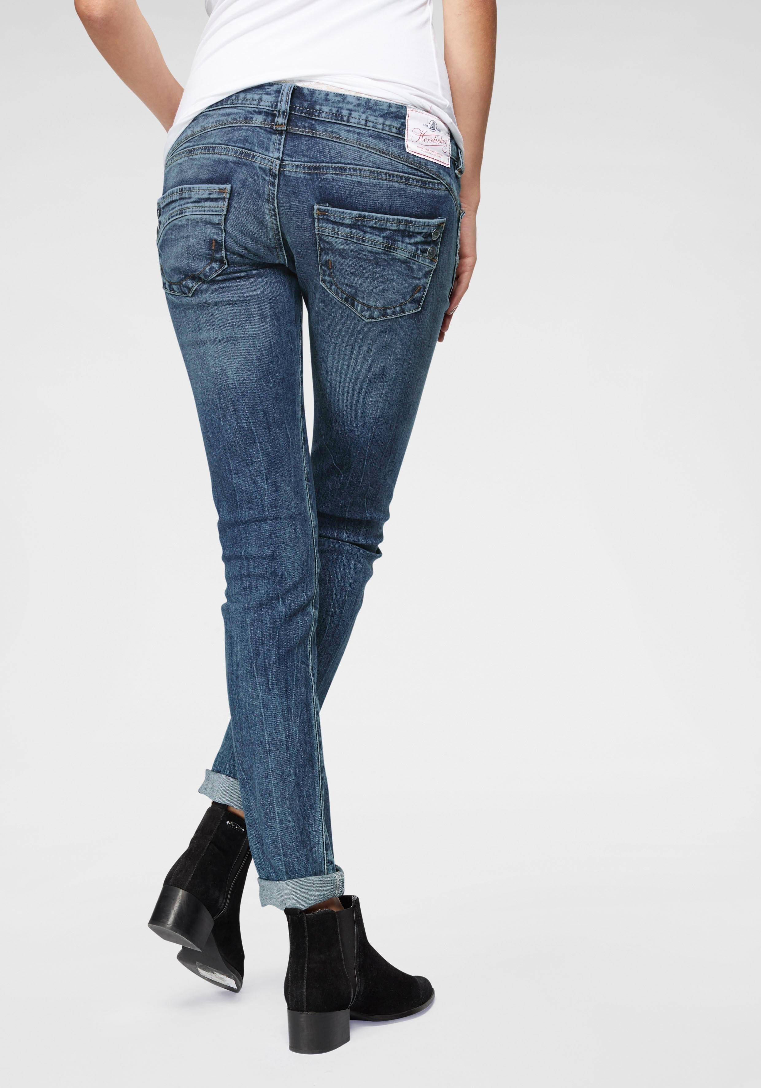 Herrlicher slim fit jeans »PIPER SLIM« bestellen: 14 dagen bedenktijd