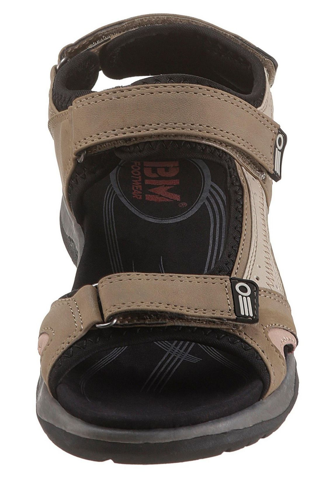 Be Mega sandalen online bij  taupe/beige