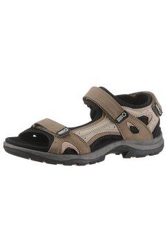 be mega sandalen bruin