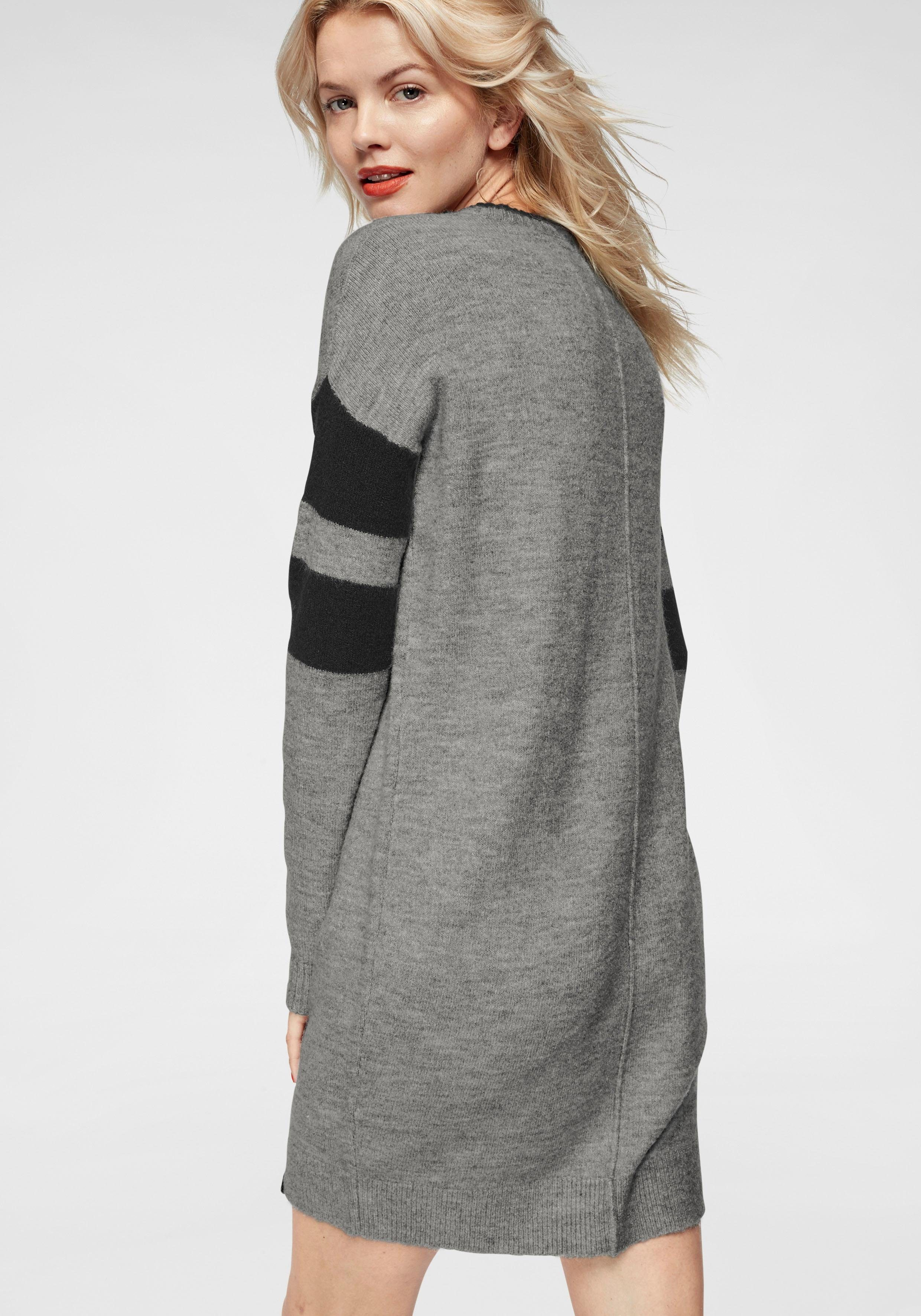 Makkelijk Superdry Sweater Besteld Knit Tricotjurk Dress« Otto »scandi TrFXqT