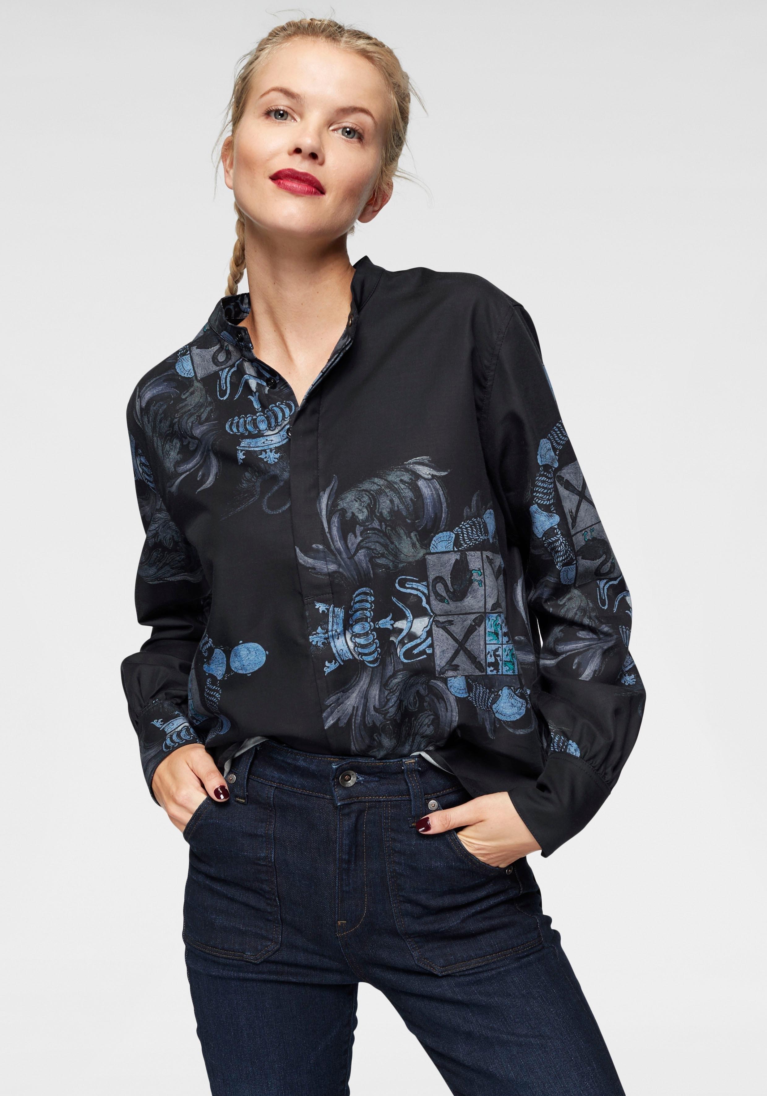 G-star Raw blouse zonder sluiting »Road« in de webshop van OTTO kopen