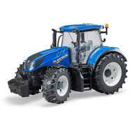bruder tractor 03120, »new holland t7.315« blauw