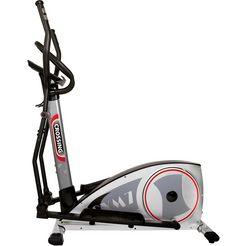 christopeit sport crosstrainer-ergometer »cxm 7« zilver