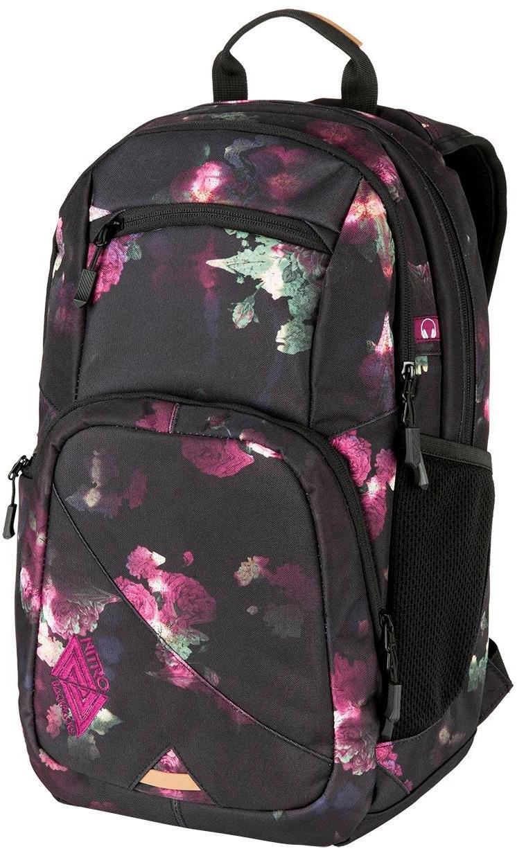 Op zoek naar een Nitro schoolrugzak met laptopvak, »Stash Black Rose«? Koop online bij OTTO