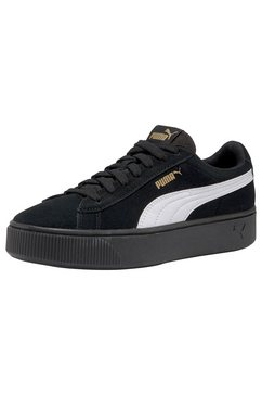 puma sneakers »puma vikky stacked sd« zwart