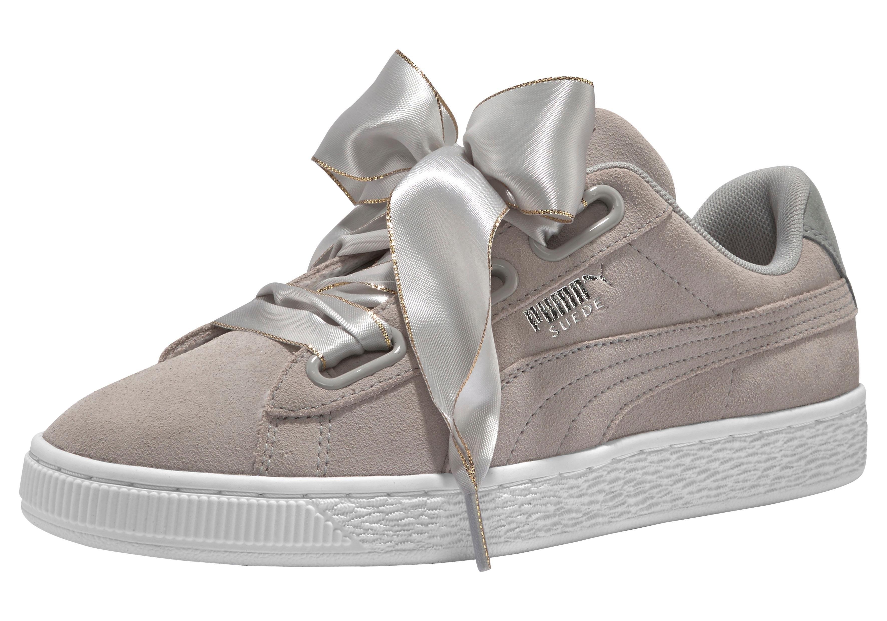 Makkelijk Wn's Gevonden Sneakerssuede Puma Heart Galaxy EIWHD29
