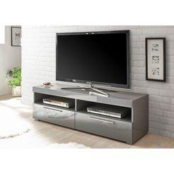 bruno banani tv-meubel »goba« grijs