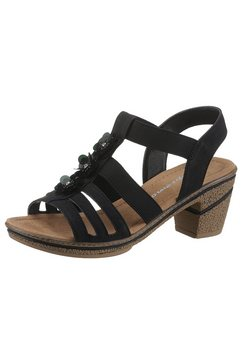 supremo sandaaltjes zwart
