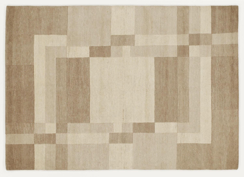 Wollen kleed, »Sikana Field«, OCI DIE TEPPICHMARKE, rechthoekig, hoogte 8 mm, met de hand geknoopt veilig op otto.nl kopen