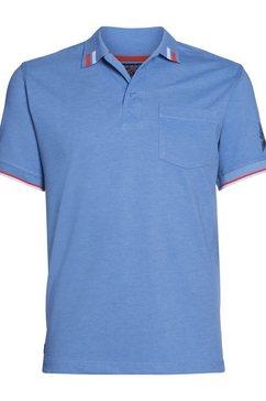 ahorn sportswear shirt blauw
