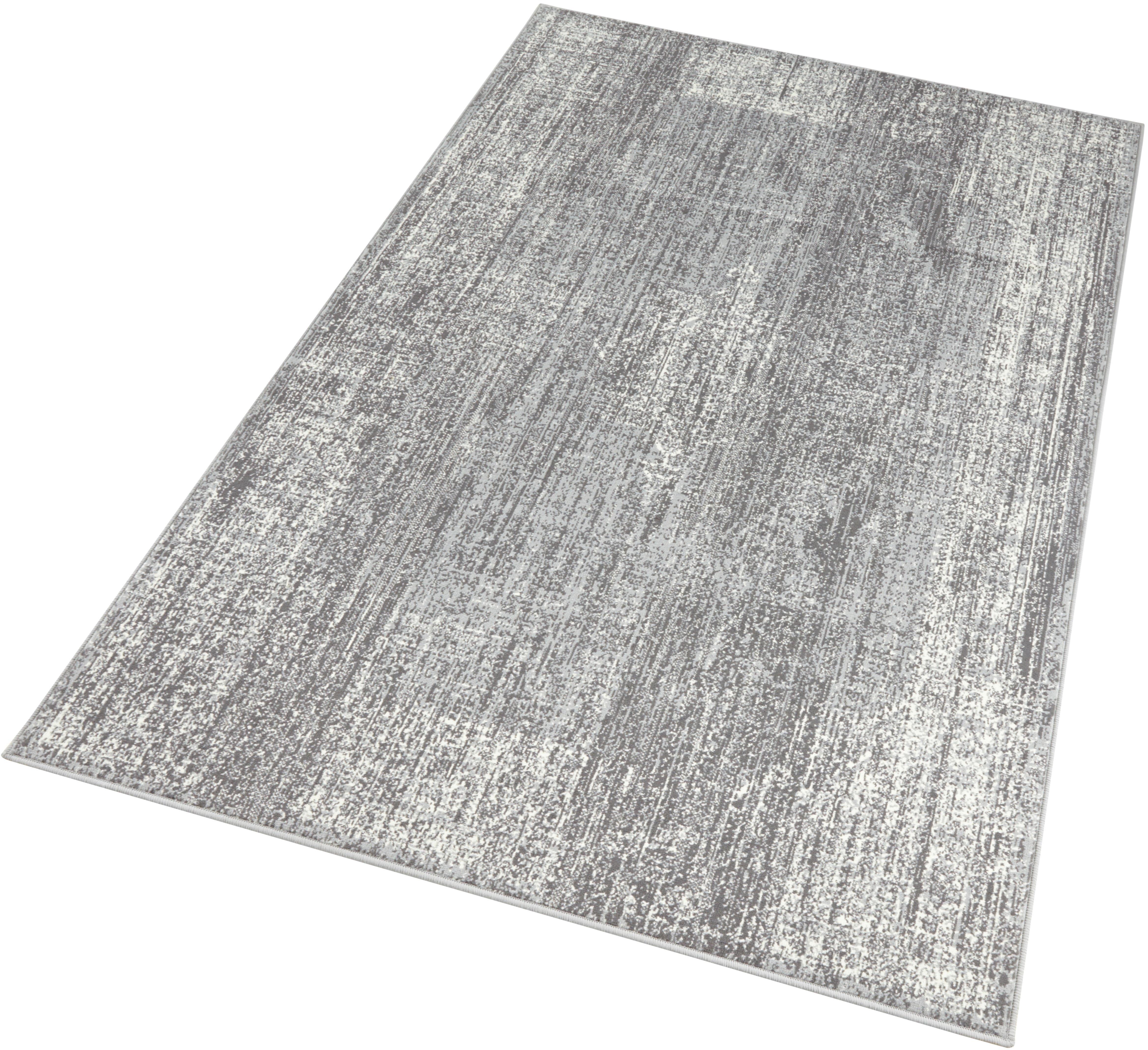 Hanse Home Vloerkleed, »Elysium«, rechthoekig, hoogte 9 mm, machinaal geweven bij OTTO online kopen