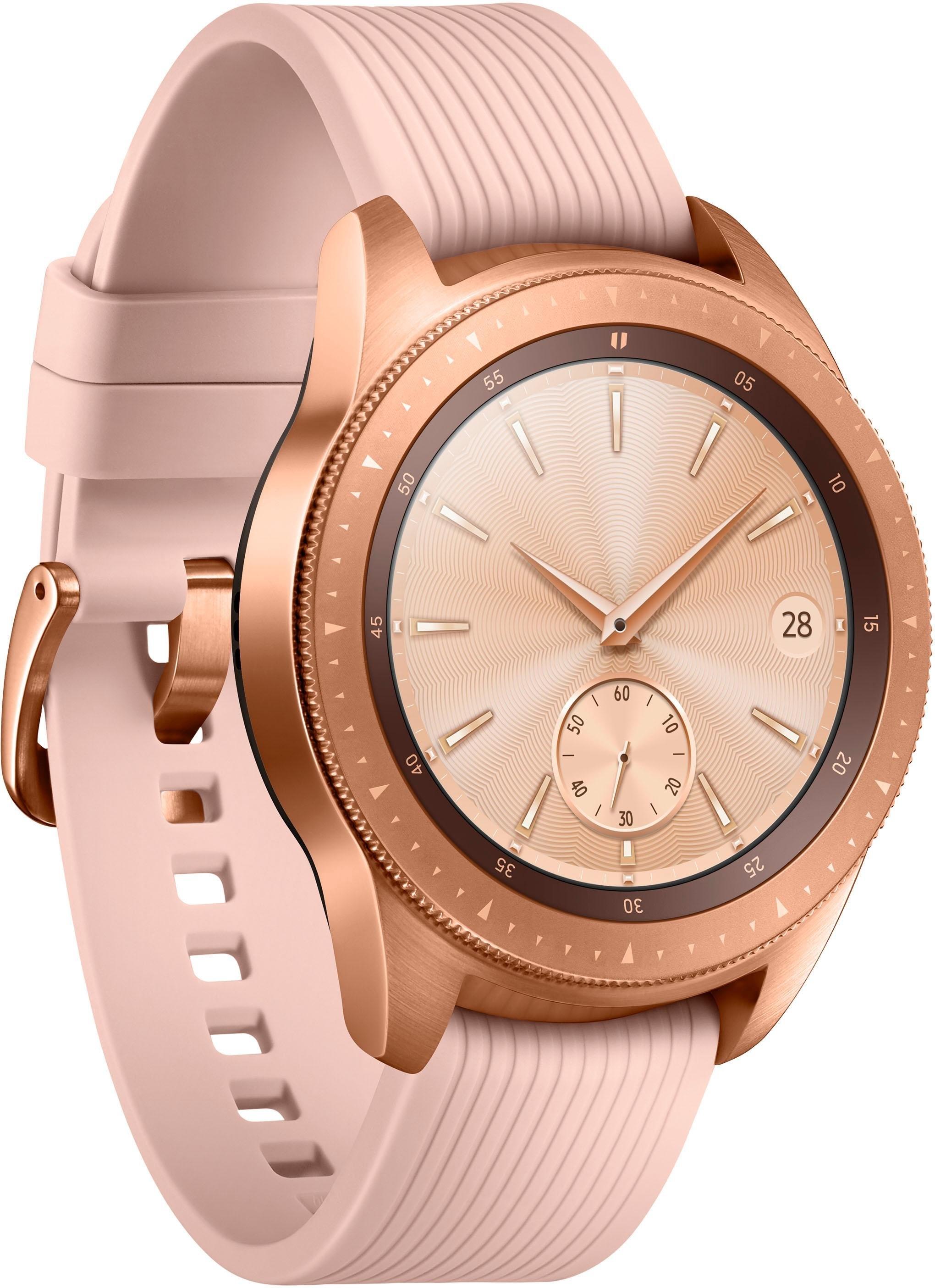 SAMSUNG Galaxy Watch - LTE - 42 mm smartwatch (3,05 cm / 1,2 inch, Tizen OS) nu online bestellen
